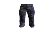 Blue Paramedic Pants Model (R)