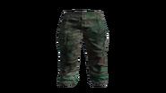 Green Paramedic Pants Model (R)