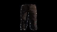 Leather Pants Black Model (R)