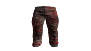 Crimson Paramedic Pants Model (R)