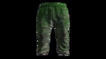 Green Tracksuit Pants Model (D-BD)