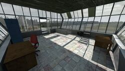 Air Traffic Control Tower - Interior 2