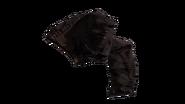 Leather Pants Black (R)