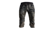 Blue Tracksuit Pants Model (R)