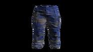 Blue Paramedic Pants Model (D-BD)