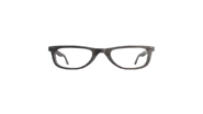 Glasses with thick frames (R)
