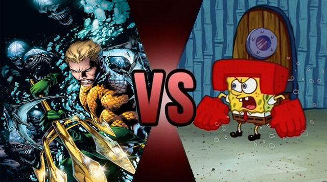 File:Death Battle Aquaman vs Spongebob 2.jpg