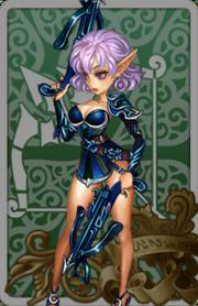 Dark Elf Sonya