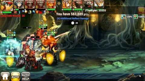 Dragon Blaze Labyrinth Round 25-50 1