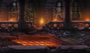 Dungeon Background 47