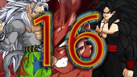 DBAF Evil Goku Saga Episode 16 Back To The Battlegrounds