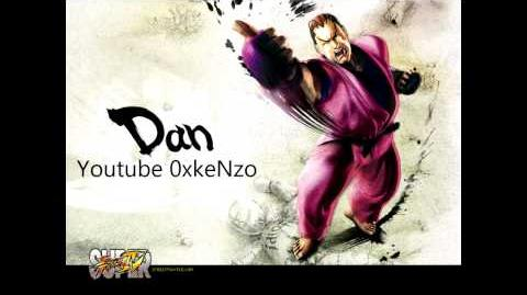Super Street Fighter 4 Dan Theme Soundtrack HD