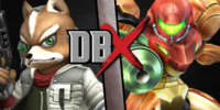 Fox vs Samus