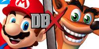 Mario vs Crash Bandicoot