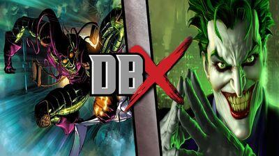 Goblin vs Joker