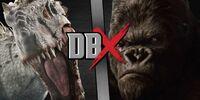 King Kong VS Indominus Rex