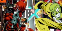 Deadpool vs The Mask