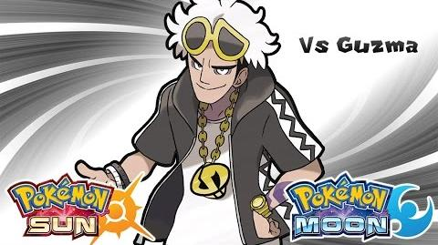 Pokemon Sun & Moon - Team Skull Leader Guzma Battle Music (HQ)