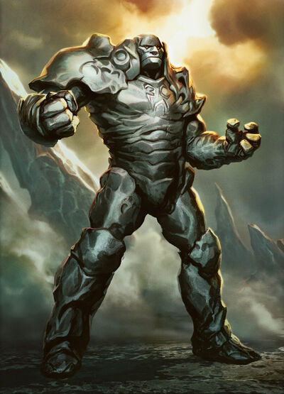 Karn the Released