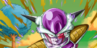 Emperor of Iniquity Frieza (1st Form)