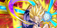 Blast of Fury Super Saiyan Gohan (Teen)