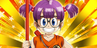 Child's Play Arale Norimaki