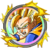 SS2 Goku Medal