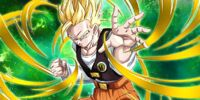 Success of the Golden Warrior Super Saiyan Gohan (Teen)