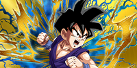 Resolute Assault Gohan (Youth)