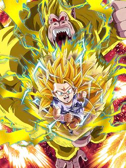 UR GT Goku SSJ3 Golden Giant Ape HD