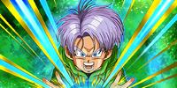 Flash of Genius Trunks (Kid)
