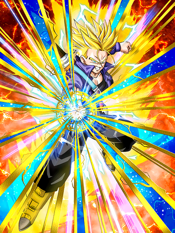 File:SSj2 Trunks Re-Done Card.png