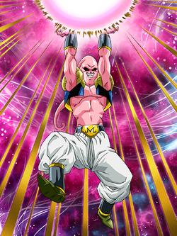 The Strongest Majin Majin Buu (Gotenks Absorbed)