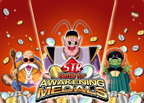 Event STR awakening medals
