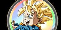 Awakening Medals: Super Saiyan Goten (Kid)