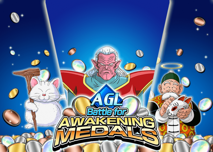 Event AGL awakening medals