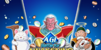AGL Battle for Awakening Medals
