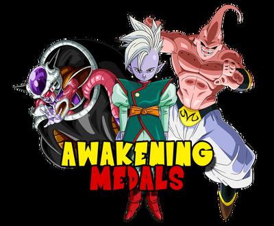 Awakening medals cat