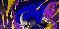 Evil Incarnate Majin Buu (Pure Evil)
