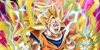 Maximum Power Concentration Super Saiyan 3 Goku (Angel)