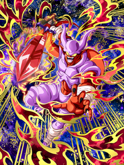 UR Super Janemba STR HD v4