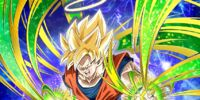 Strongest in the Otherworld Super Saiyan Goku (Angel)