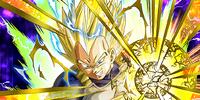 Overbearing Power Super Saiyan 2 Vegeta