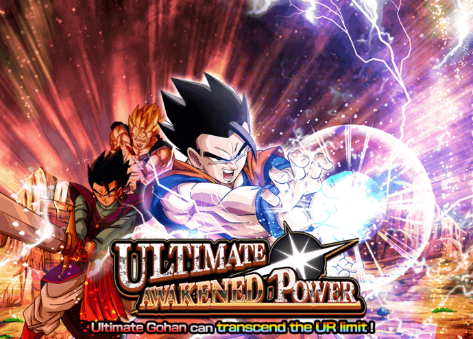 Event awakening ki ultimate power big