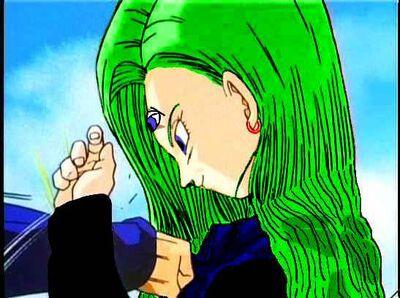 Mirai Emerald try harder Trunks