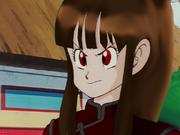 Keiko Angry