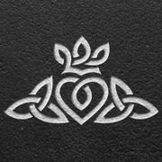 Celtic friendship symbol