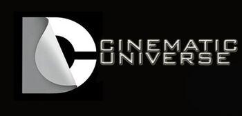 DC Cinematic Universe GGD Logo
