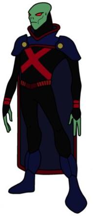 Martian Manhunter (DC XD)
