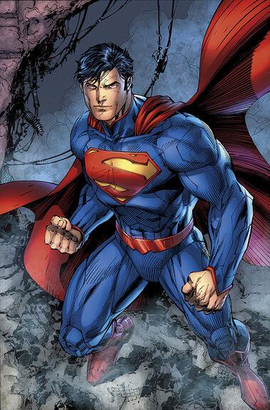 Jim Lee Superman